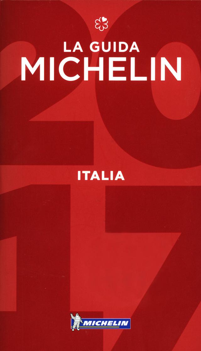 LA GUIDA MICHELIN ITALIA 2017 (イタリア)
