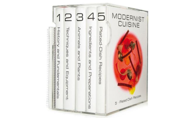 MODERNIST CUISINE (アメリカ)