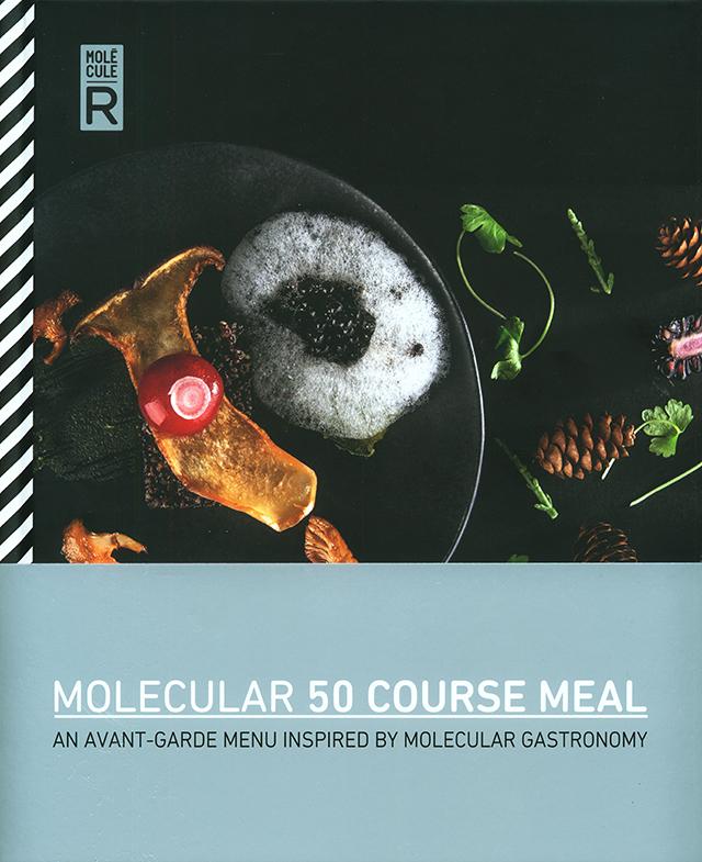 MOLECULAR 50 COURSE MEAL (カナダ)