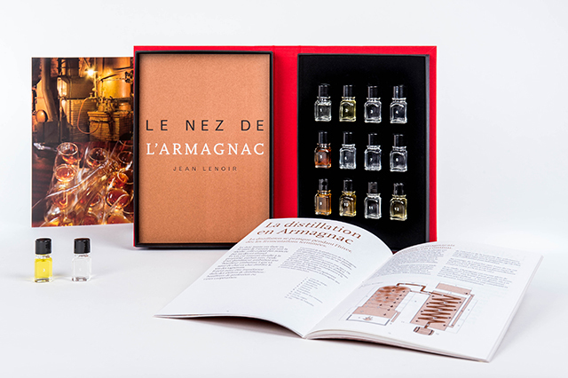 Le Nez de Armagnac 12 aromas (フランス)