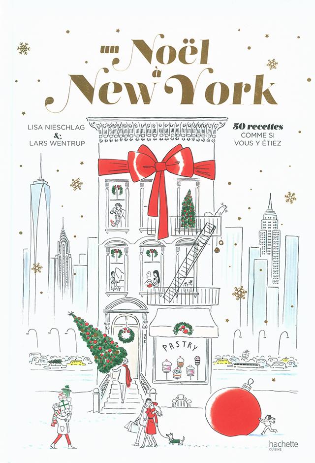 un Noel a New York (アメリカ・ニューヨーク) フランス語