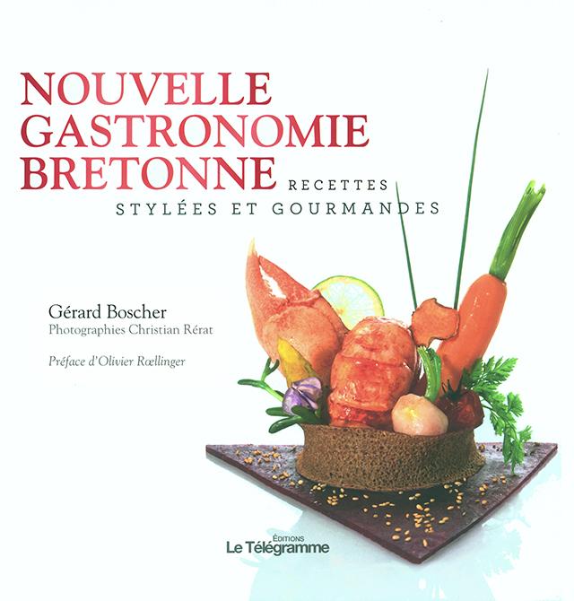 NOUVELLE GASTRONOMIE BRETONNE (フランス・ブルターニュ)