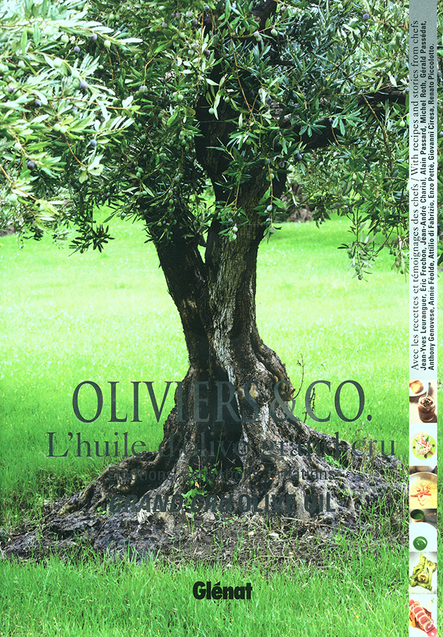 OLIVIERS & CO. L'huile d'olive grand cru (フランス)