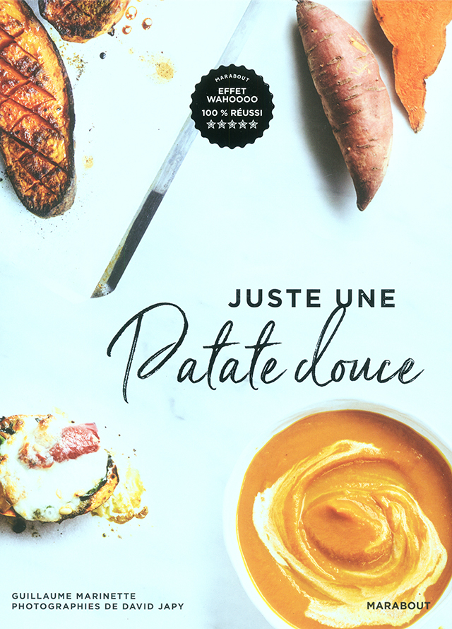 JUSTE UNE Patate douce  (フランス)