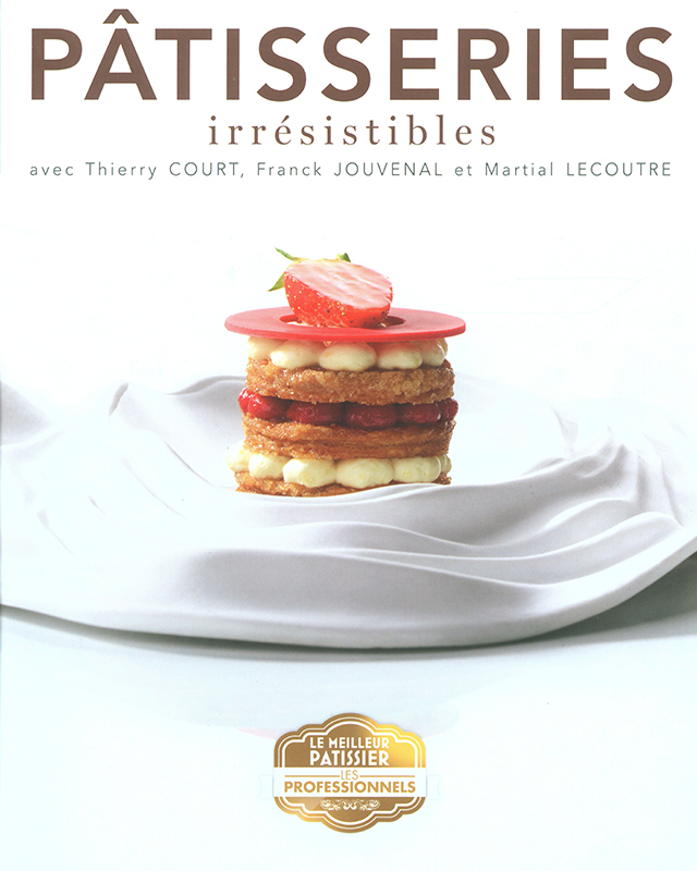 PATISSERIES irresistibles (フランス)