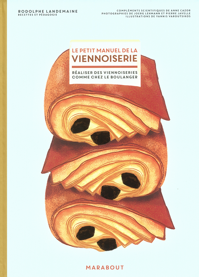 LE PETIT MANUEL DE LA VIENNOISERIE (フランス)
