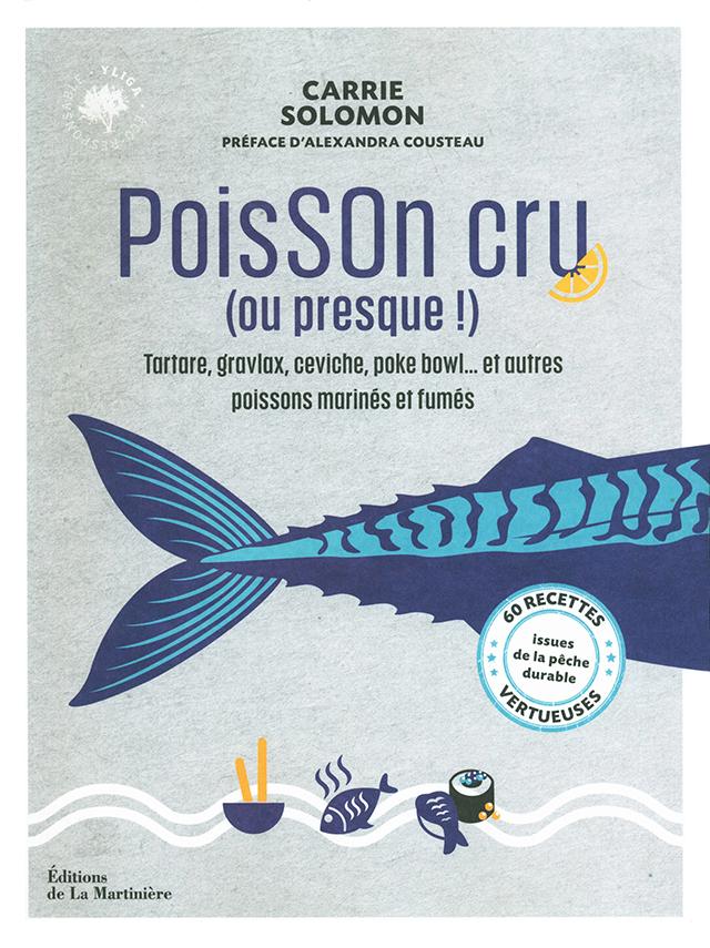 Poisson cru ou presque (フランス)
