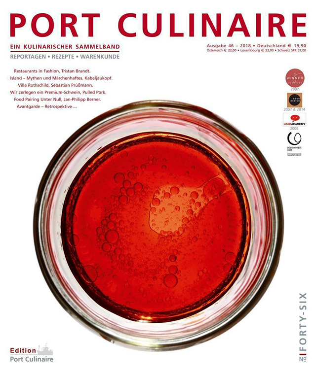PORT CULINAIRE No.46 (ドイツ)