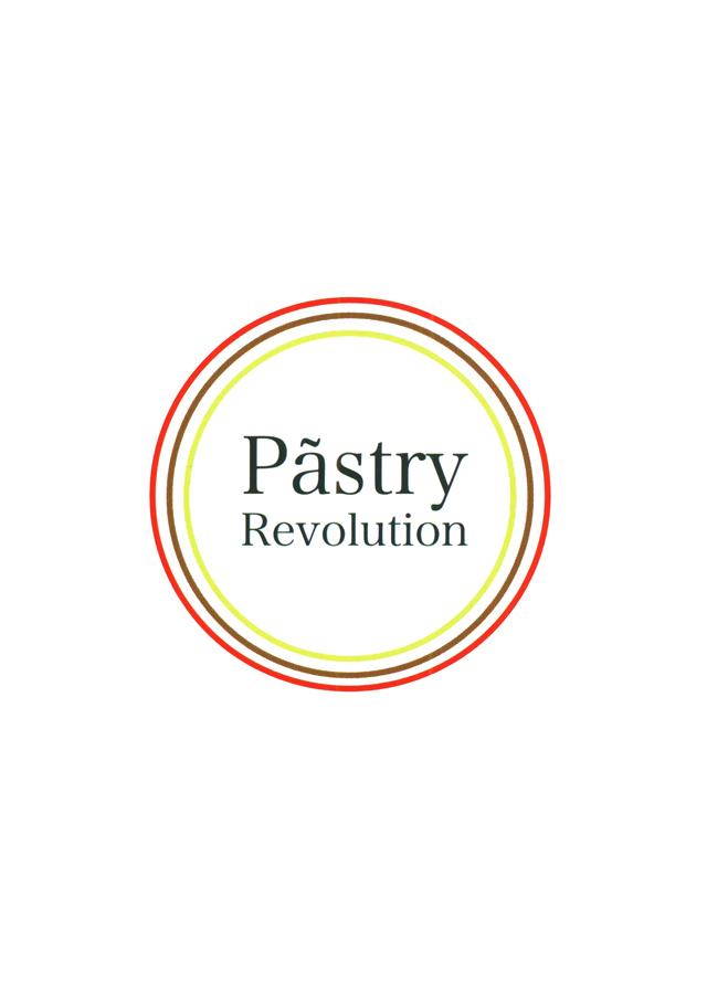 年間定期購読 Pastry Revolution
