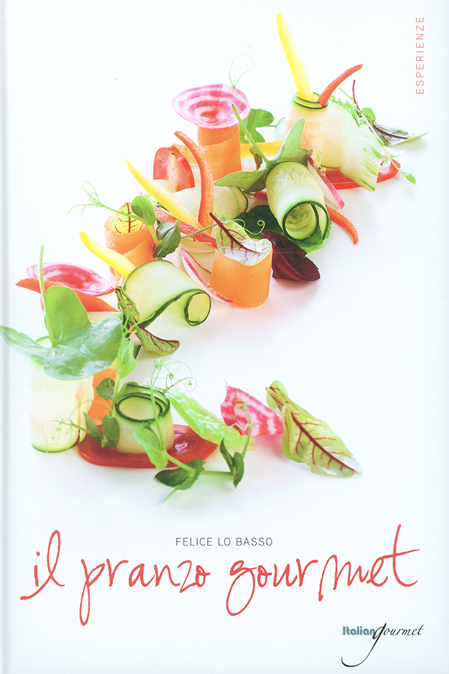 Il pranzo gourmet  (イタリア・ミラノ)