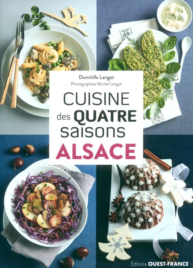 Cuisine des quatre saisons Alsace  (フランス・アルザス)