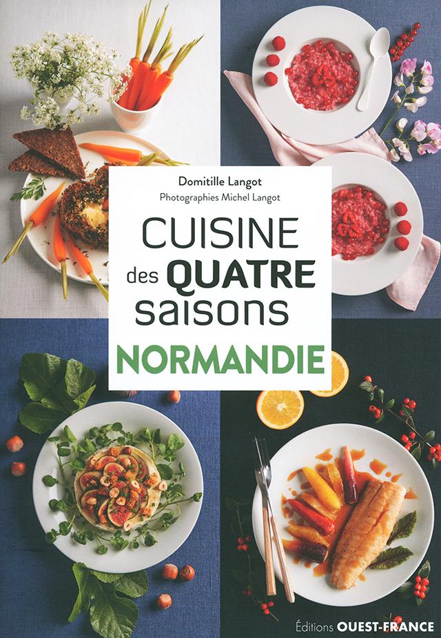 Cuisine des quatre saisons Normandie  (フランス・ノルマンディー)