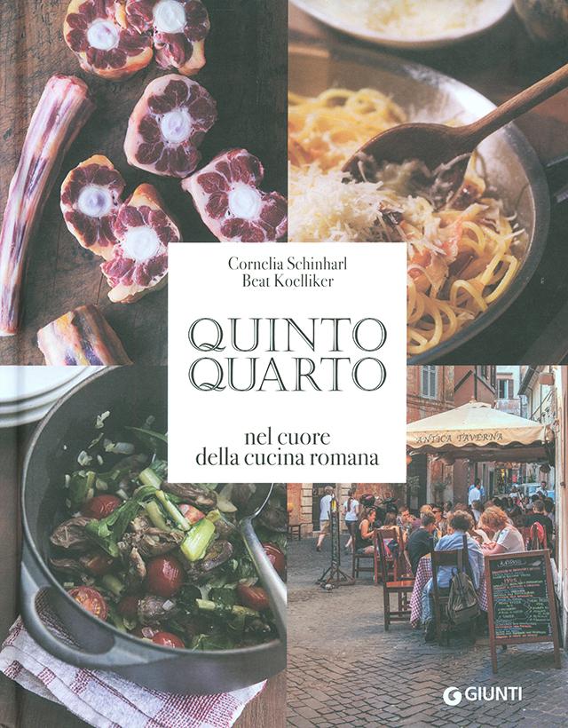 QUINTO QUARTO (イタリア・ローマ)