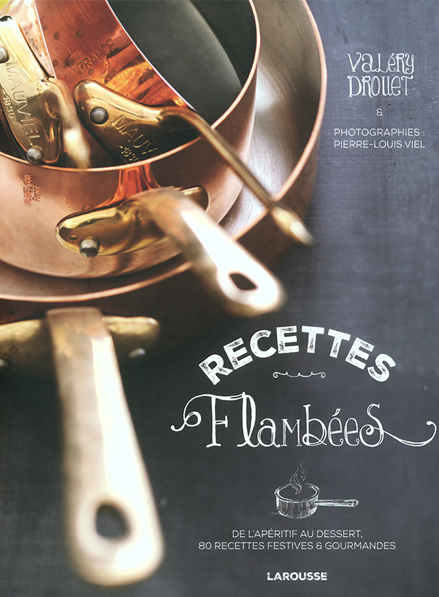 Recettes flambees (フランス)