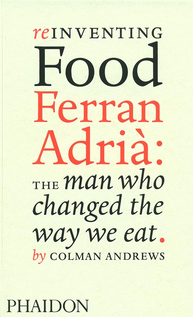 reINVENTING FOOD  (スペイン)