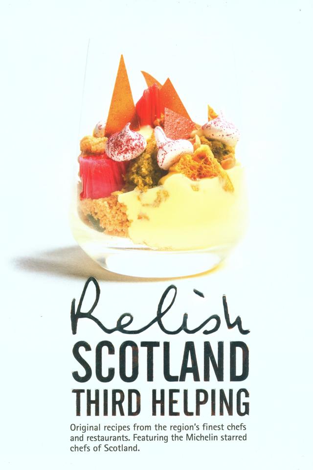 Relish SCOTLAND THIRD HELPING (スコットランド)  傷みあり