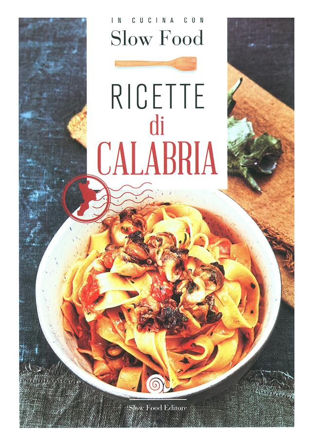 RICETTE di CALABRIA (イタリア・カラブリア)