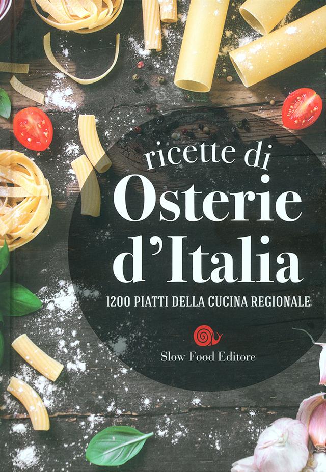 1200 PIATTI DELLA CUCINA REGIONALE  Osterie d'Italia (イタリア)