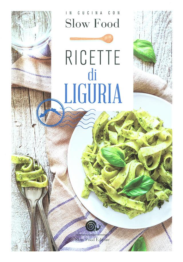RICETTE di LIGURIA (イタリア・リグーリア)