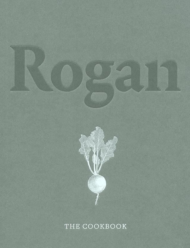 Rogan THE COOKBOOK (イギリス)