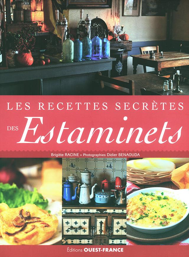 LES RECETTES SECRETES DES Estaminets (フランス)