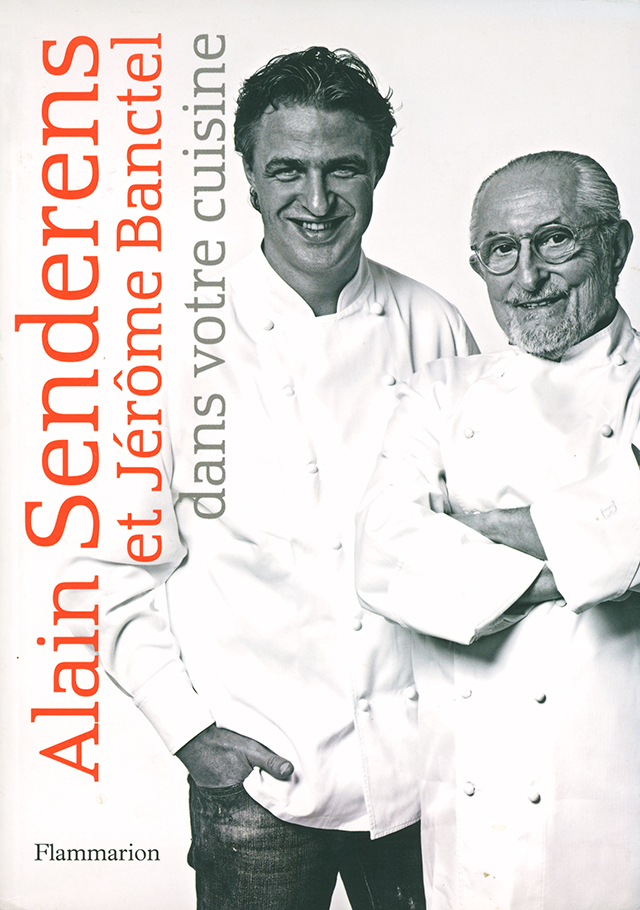 Alain Senderens et Jerome Banctel dans votre cuisine (フランス) 中古