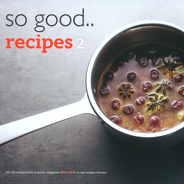 so good  RECIPES 2