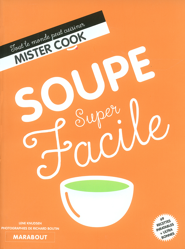 SOUPE Super Facile (フランス)