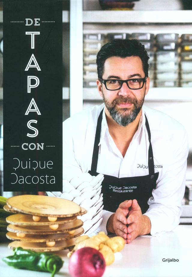 De tapas con Quique Dacosta (スペイン・デニア)