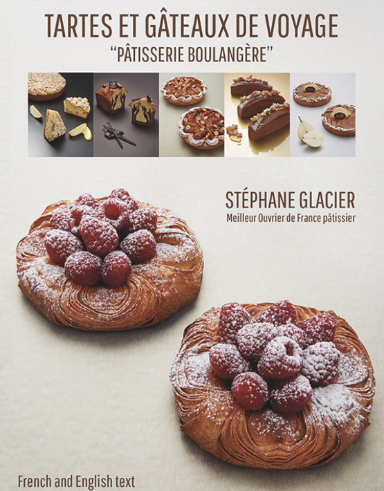 Tartes et gateaux de voyage patisserie boulangere (フランス) 英語併記 予約販売