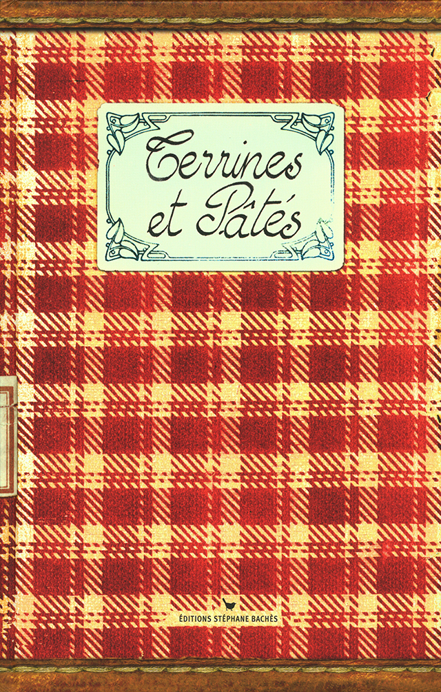 Terrines et Pates edition STEPHANE BACHES (フランス)