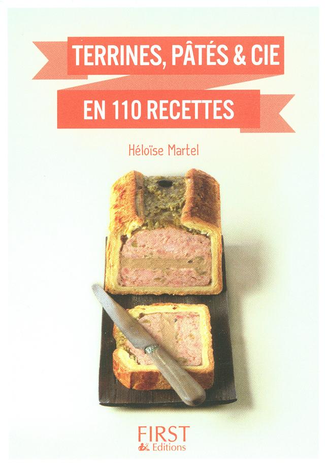 TERRINES, PATES & SIE EN 110 RECETTES (フランス)