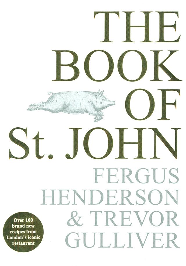 THE BOOK OF St. JOHN  (イギリス・ロンドン)