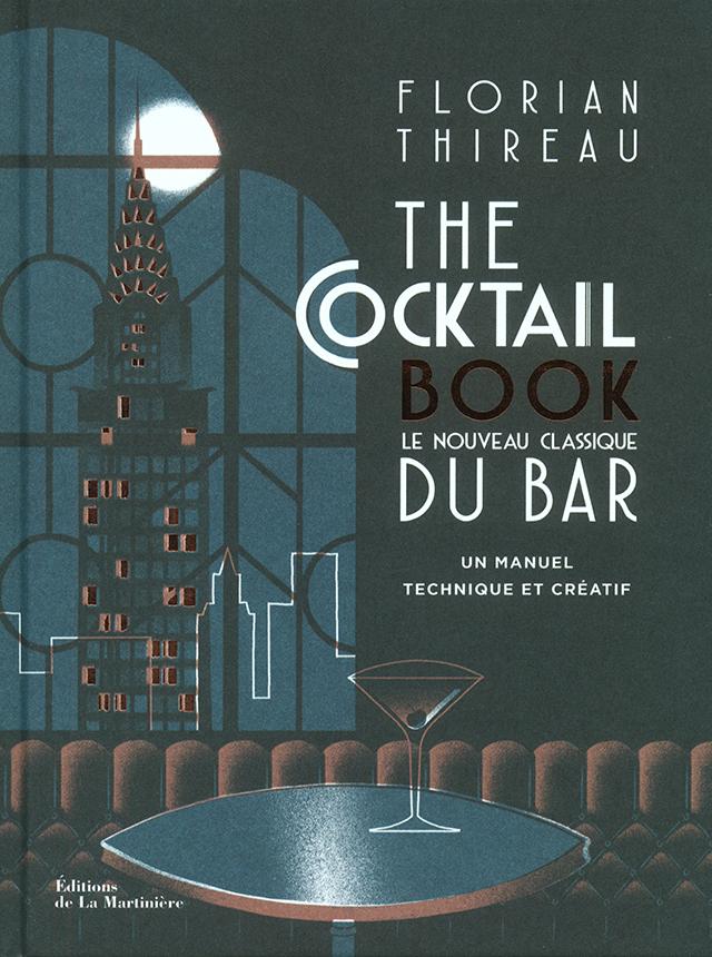 FLORIAN THIREAU THE COCKTAIL BOOK DU BAR (フランス)