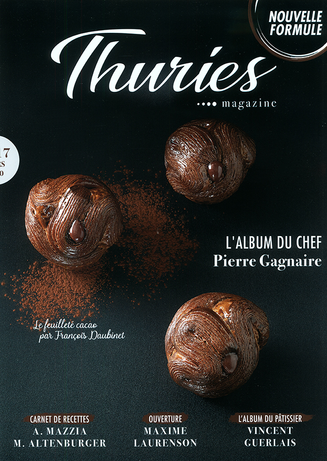 THURIES GASTRONOMIE  n'317