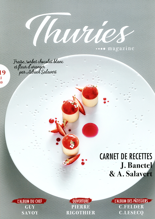THURIES GASTRONOMIE  n'319
