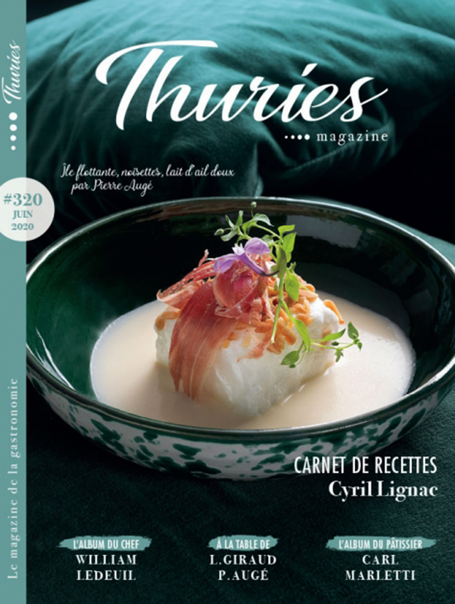 THURIES GASTRONOMIE  n'320