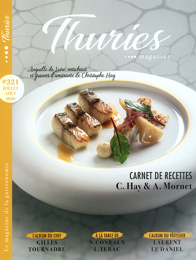 THURIES GASTRONOMIE  n'321