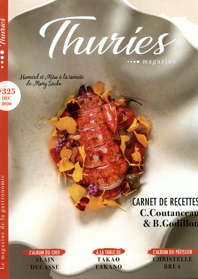 THURIES GASTRONOMIE  n'325