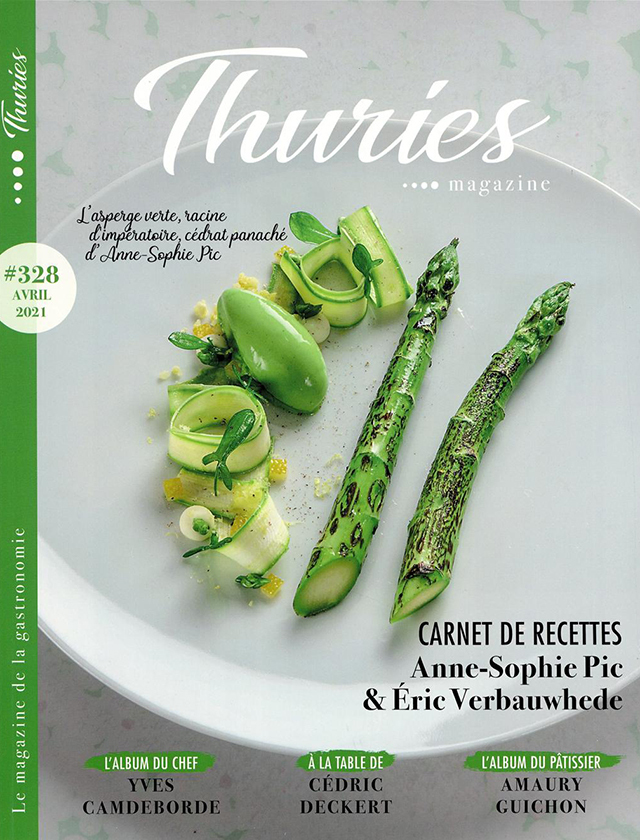 THURIES GASTRONOMIE  n'328