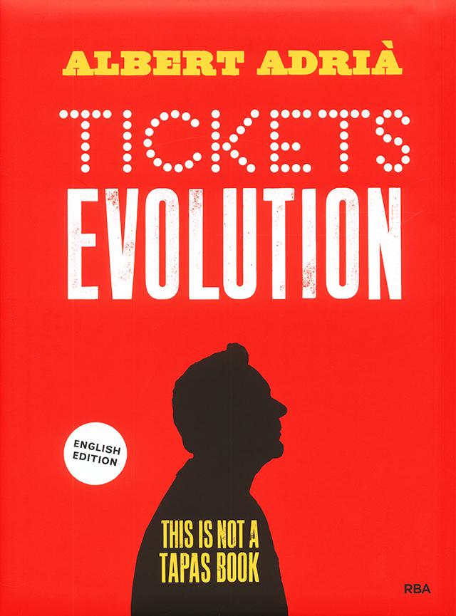 TICKETS EVOLUTION (スペイン・バルセロナ) 英語版