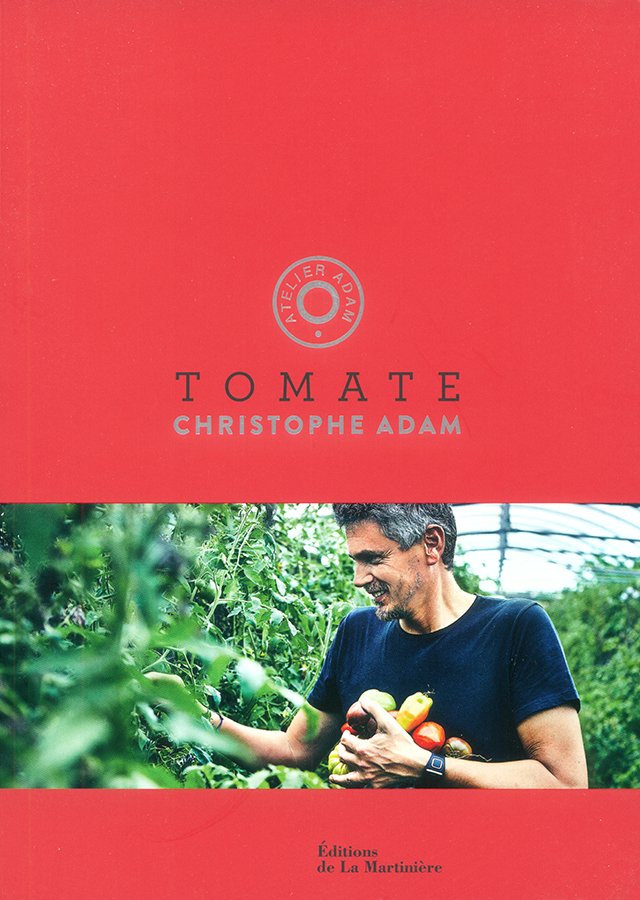 TOMATE  CHRISTOPHE ADAM  (フランス・パリ)