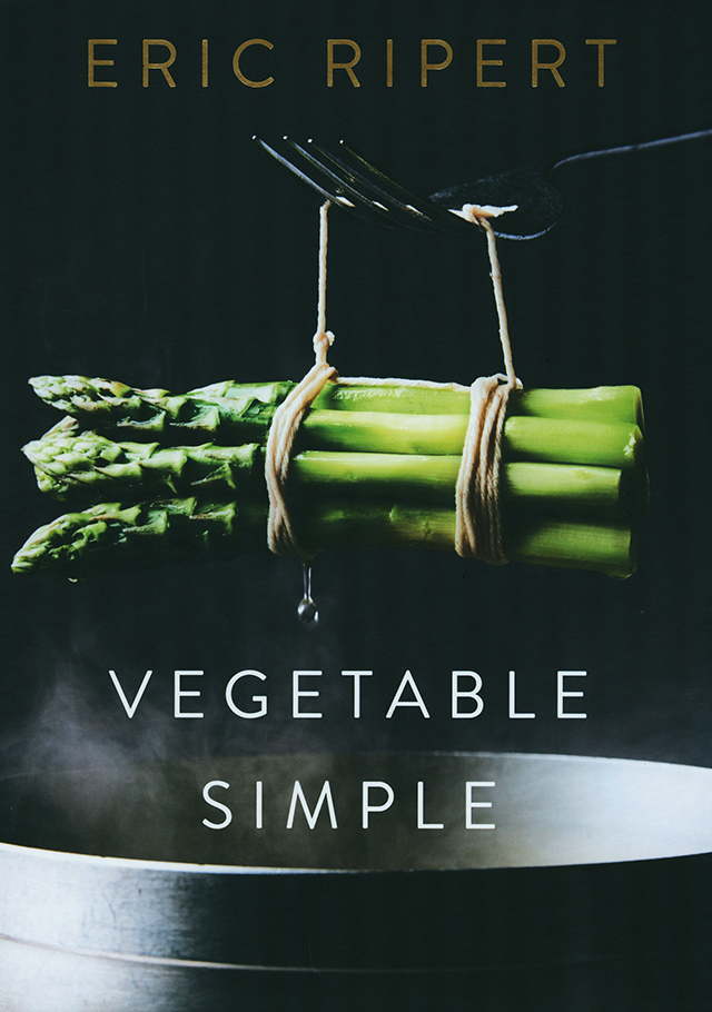 ERIC RIPERT VEGETABLE SIMPLE (アメリカ・NY)