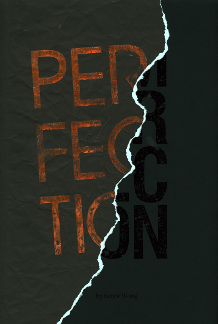 PERFECTION in IMPERFECTION (シンガポール) 絶版