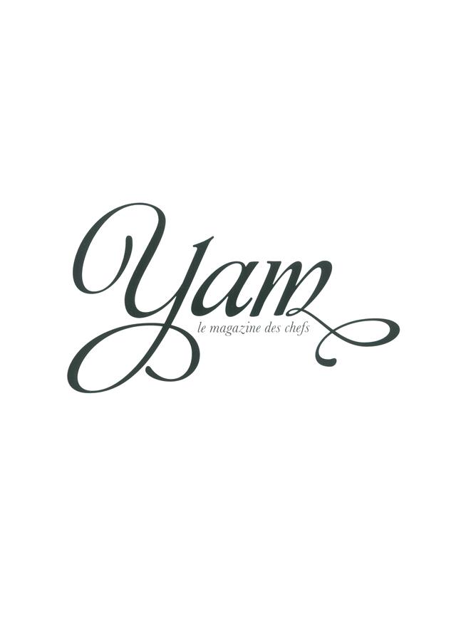 年間定期購読 YAM le magazine des chefs