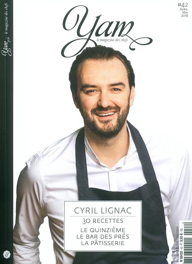 YAM le magazine des chefs  # 42