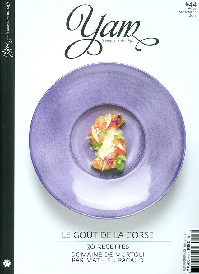 YAM le magazine des chefs  # 44