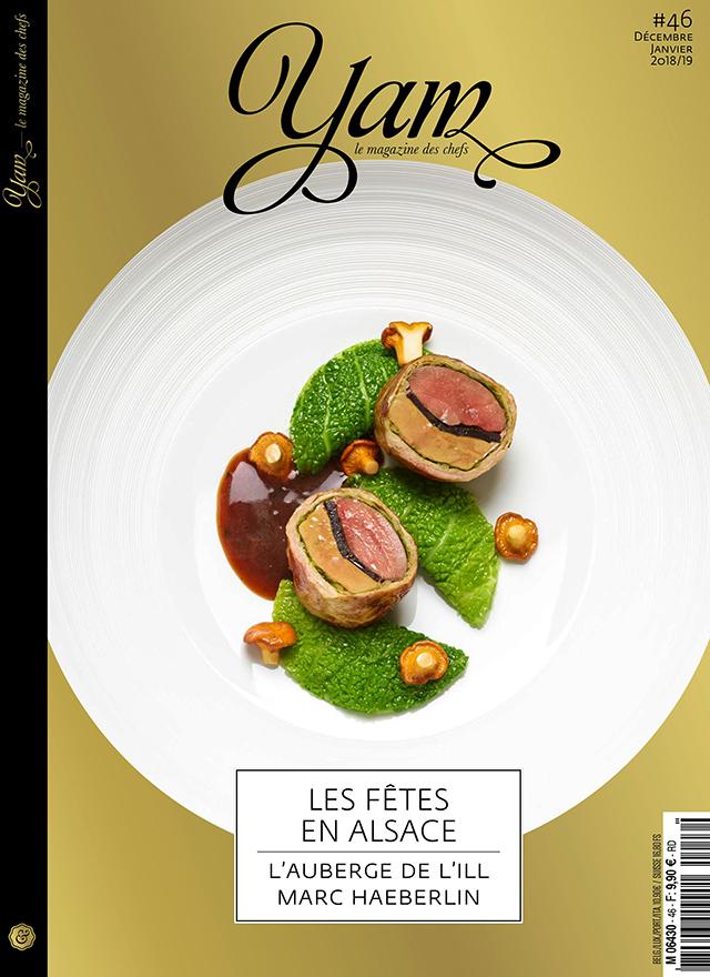 YAM le magazine des chefs  # 46