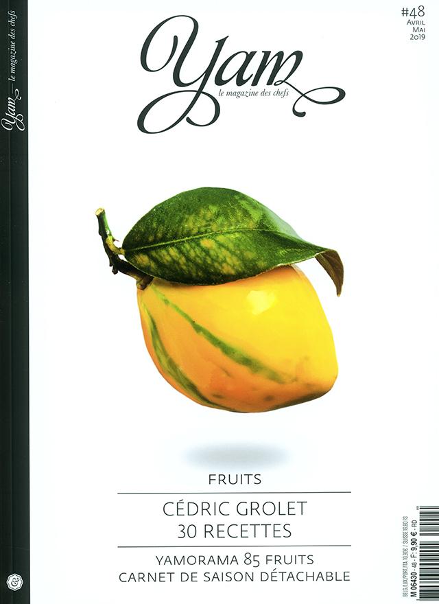 YAM le magazine des chefs  # 48