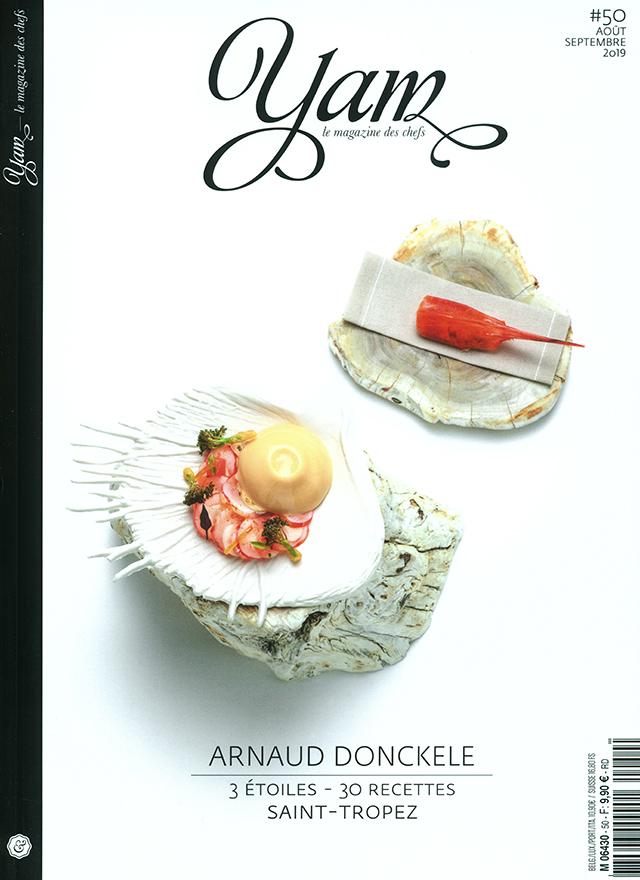 YAM le magazine des chefs  # 50